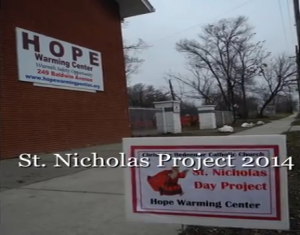Video of the St. Nicholas Project
