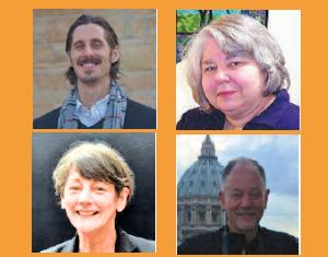 Lent 2018 Evenings of Retreat Speakers – Weeks 1, 2, 3 & 4 (Plus Videos)